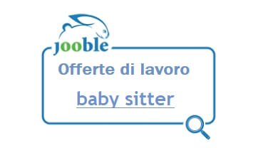 Lavoro per babysitter